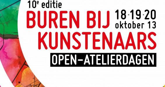 Buren bij Kunstenaars 2013